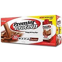 12-Pack Premier Protein High Protein Chocolate Shake, 11 fl. oz