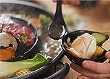 TomYang BBQ Schöpflöffel. Perfekt für den neuen Tischgrill/Elektrogrill und Asia Fondue - 3