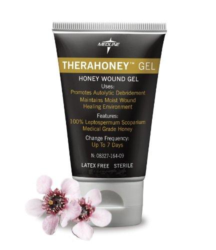 Medline MNK0005H TheraHoney Gel Honey Dressings, 0.5oz.