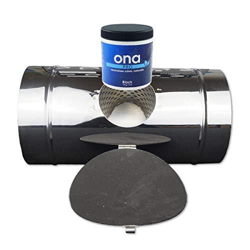 Advanced Nutrition 4 en ONA Control Duct – conduits d'odeur/odeur retrait – hydroponie Eliminator