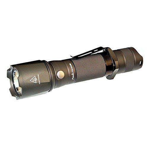fenix Unisex TK15 UE Tactical Taschenlampe, grau, One Size, Cadet Grey, Einheitsgröße