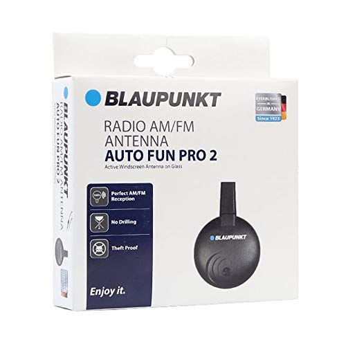 BLAUPUNKT Auto Fun Pro 2 Car Radio Stereo AM FM Windscreen Glass Antenna Aerial