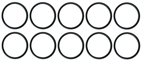 HASMX 10 Pack Piston O-Rings for Hitachi Replaces Part Numbers: 877-368, 877368 and Fits Hitachi Nailer models: 83AA2, NR65AK, NR65AK(S), NR65AK2, NR83A, NR83A2, NR83A2(S), NR83A3, NR83A3(S), NR83AA
