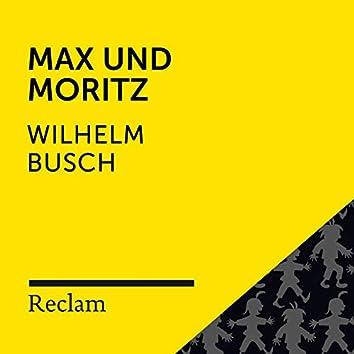 Busch: Max und Moritz (Reclam Hörbuch)