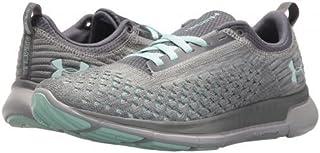 [アンダーアーマー] レディース 女性用 シューズ 靴 スニーカー 運動靴 UA Lightning 2 - Zinc Gray/Overcast Gray/Refresh Mint [並行輸入品]