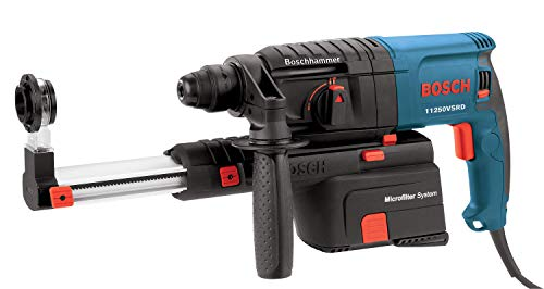 Bosch 11250VSRD 6.1Amp 3/4-inch perforador con recogida de polvo