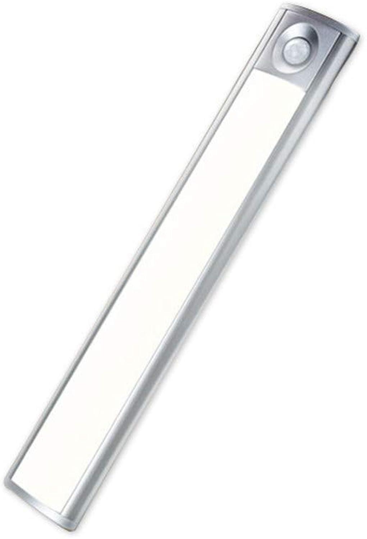 Nachtlicht Schrankfreier Küchenschrank Lichtschlauch Kleiderschrank Schuhschrank Led-Lampe Mit Touch-Induktion Kabelloses Aufladen Nightlight 440Mm Warmes Licht