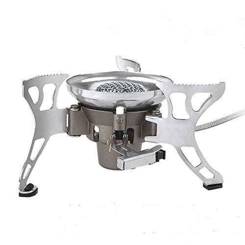 BRS-15 Ultralight Camping Gas Stove Outdoor Gas Burner Cooking Stove Portable Folding