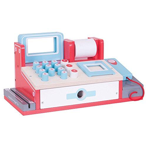 Bigjigs Toys Caja Registradora