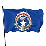 Northern Mariana Islands Flag Garden Banner Outdoor Banner Indoor Home Decoration Banner Foot Flag Farm Banner 3x5 Ft