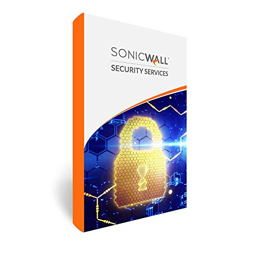 SonicWALL 01-SSC-4455 Dell SonicWALL Comprehensive Gateway Security Suite Bundle for SonicWALL NSA 2600 - Subscription License (3 Years) - 1 Appliance - for NSA 2600