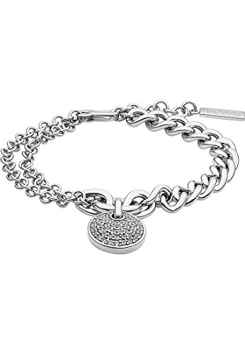 JETTE Silver Damen-Armband 925er Silber 46 Zirkonia One Size 86624486