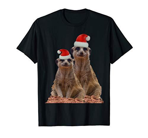 Erdmännchen cooles Kinder Geschenk - Weihnachten - Meerkat T-Shirt