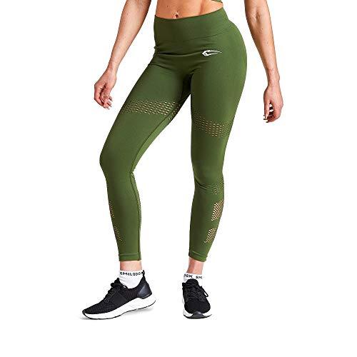 SMILODOX Sport Leggings Damen 'Atlanta' | Seamless - Figurformende Leggings für Sport Fitness Gym Yoga & Freizeit | Sporthose - Workout...