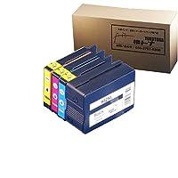 HP932-933XL インクタンク (増量タイプ:BK C M Y ) ヒューレットパッカード(HP) ICチップ付 【互換インクカートリッジ】 対応機種:Officejet 6100/ Officejet 6700 Premium/Officejet 7110/Officejet 7610 【ヨコハマトナーJAN:4580445282651】