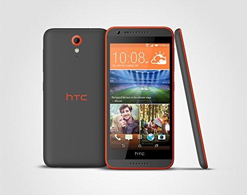 HTC 99HADD049-00 Desire 620 Smartphone Saffron grau