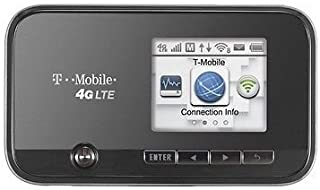 Unlocked ZTE MF96 4G Hotspot T-Mobile Sonic 2.0 Mobile HotSpot LTE 4G Router supports UMTS AWS/1700/2100 GSM 850/1900