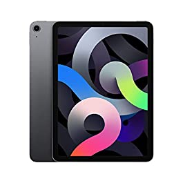 Stunning 10.9-inch Liquid Retina display with True Tone and P3 wide color A14 Bionic chip with Neural Engine Touch ID for secure authentication and Apple Pay 12MP back camera, 7MP FaceTime HD front camera Available in Silver, Space Gray, Rose Gold, G...