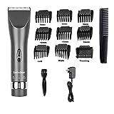 Sminiker Professional Hair Clippers Cordless Haircut Machine Barber...
