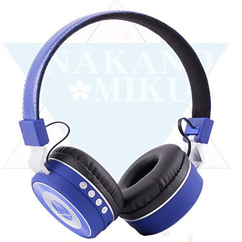 Mesky Nakano Miku auriculares Bluetooth V 4,2 + EDR estéreo inalámbrico plegable...