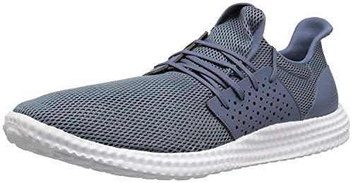 adidas Athletics 24/7 TR M Cross Trainer, raw Steel/core Black, 10.5 M US