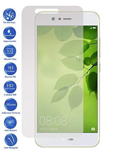 Todotumovil Protector de Pantalla Huawei Nova 2 Plus de Cristal Templado Vidrio...