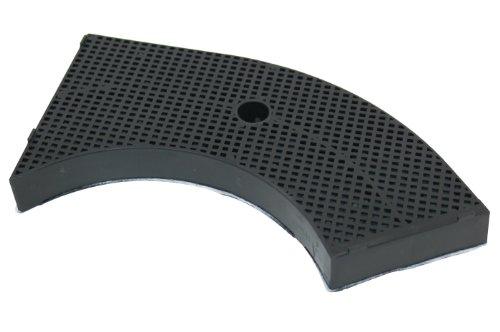 Indesit c00095231 micro-ondes accessoires/Cuisson/Filtre à charbon de rechange d'origine pour votre Hotte/Cette partie/Accessoires est adapté pour différentes marques
