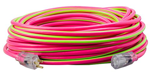 Top extension cords pink for 2020