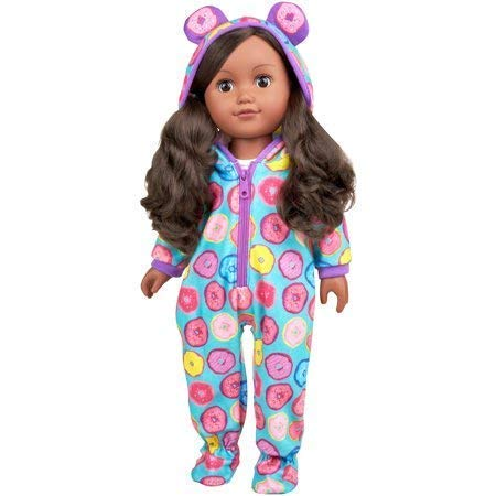 myLife Brand Products My Life As Poseable Sleepover Host - African American