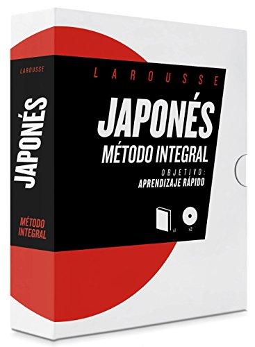 Japonés. Método integral (Larousse - Métodos Integrales)
