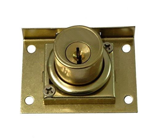 Aerzetix cilinderslot voor brievenbus met 2 sleutels