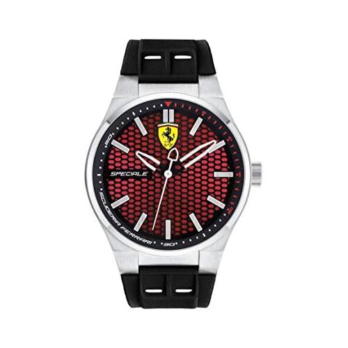 Orologio Analogico al Quarzo da Uomo, Scuderia Ferrari, 0830353