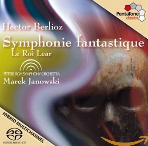 Berlioz: Sinfonia Fantastica, Obertura Del Rey Lear / Pittsburgh Symphony Orchestra - Janowski