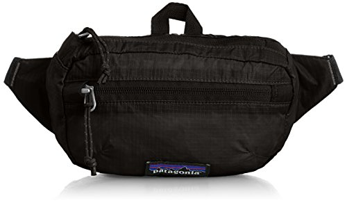 Patagonia Hüfttasche LW Travel Mini Hip Pack, Black, One Size