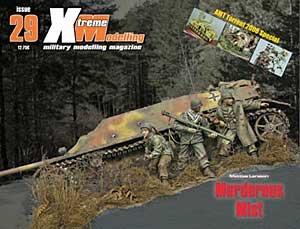 Xtreme Modelling #29: Jagdpanzer, Gerat 041, DKW NZ 350