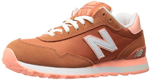 Zapatillas deportivas para mujer New Balance 515 V1, rosa (rosado (Pink Clay/Bleached Sunrise)), 38 EU