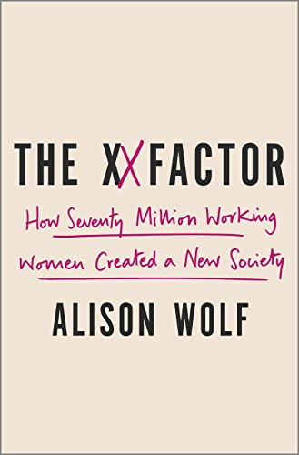 Image of The XX Factor: How the Rise of Working Women Has Created a Far Less Equal World