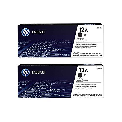 tóner q2612a fabricante HP