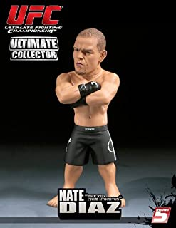 UFC Ultimate Collector Series 5 Nate The Kid From Stockton Diaz Figure