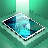 YCHCDR Tableta de 10,5 Pulgadas 4G, 10 GB + 128 GB, 15000mAh Batería, procesador de Diez núcleos X30 (Verde)