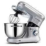 Impastatrice Planetaria, PHISINIC Robot da cucina 1500W, Mixer Cucina 5.5L, Basso Rumore...