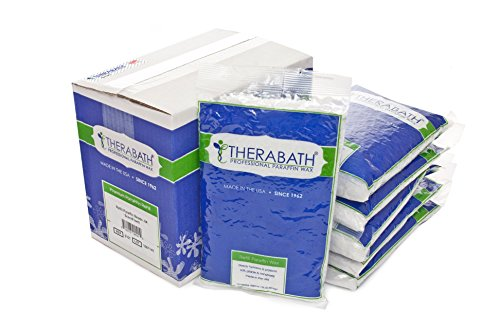 Therabath Paraffin Wax Refill - Use To Relieve Arthitis Pain and Stiff Muscles - Deeply Hydrates and...
