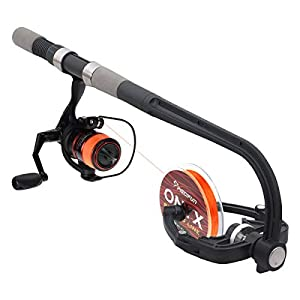 Piscifun Fishing Line Winder Spooler Machine Spinning Reel Spool Spooling Station System Automatic Spools Holder