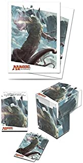 BUNDLE: Magic: the Gathering - Oath of the Gatewatch - Kozilek, The Great Distortion (Deck Box & 80 Sleeves) by Magic: the Gathering