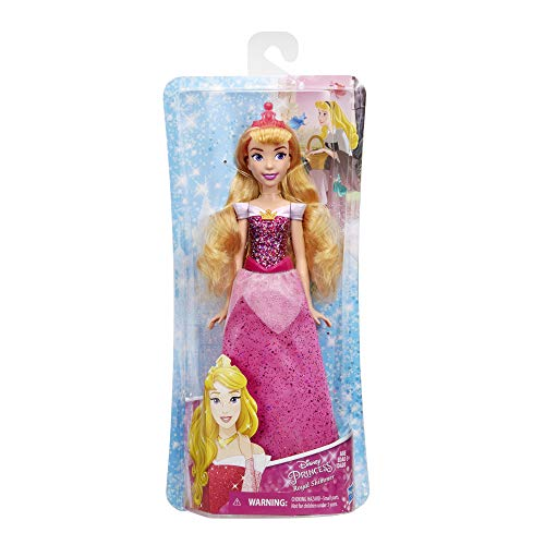 Disney Princess - Disney Princess Brillo Real Aurora (Hasbro E4160ES2) , color/modelo surtido