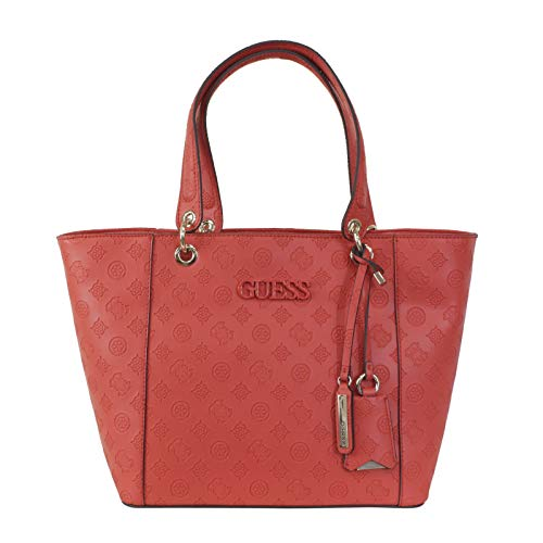 Guess Women's Kamryn Poppy Tote Handbag