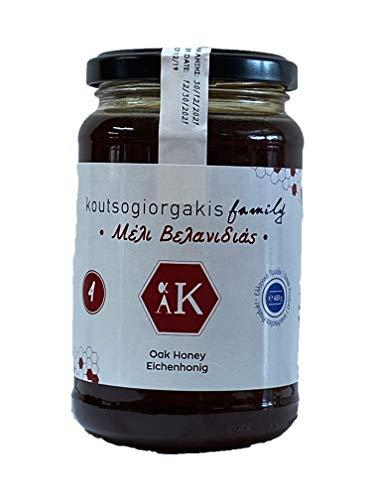 Koutsogiorgakis Family Griechischer Eichenhonig 450 g