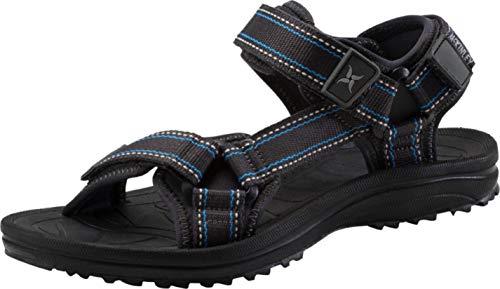 McKINLEY Maui W, Chaussure de Marche Femme, Anthracite/Blue, 38 EU