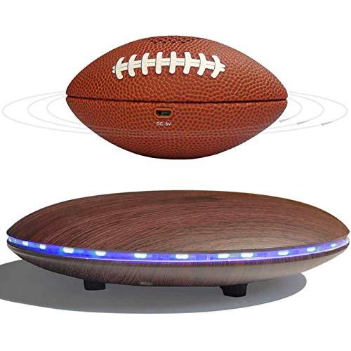 Magnetschwebebahn Rugby Bluetooth-Lautsprecher/Floating Floating Speaker/Anti-Gravity 360-Grad-Stereo/Geeignet Für Heim- / Bürodekoration/Einzigartiges Geschenk