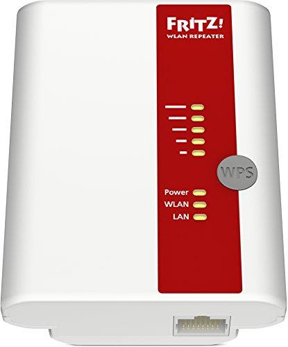 AVM FRITZ!WLAN Repeater 450E (450 MBit/s, Gigabit LAN, WPA2), geeignet für Deutschland - 2